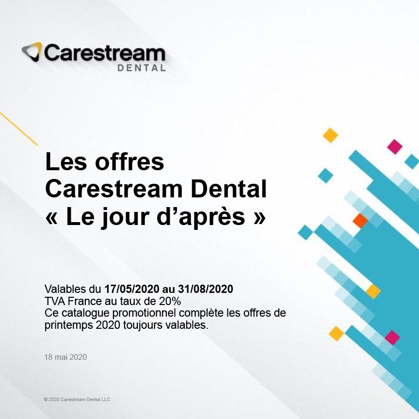 <b>Carestream</b> - Offres